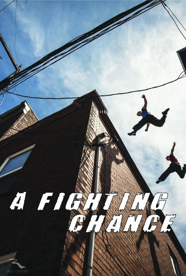 AFIGHTINGCHANCEposter